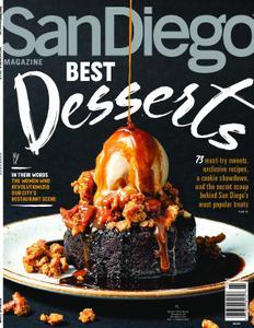 San Diego Magazine – November 2018