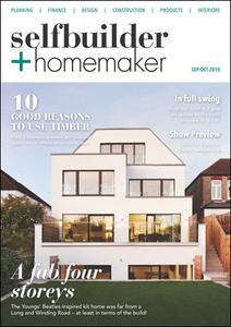Selfbuilder & Homemaker - September -October 2018