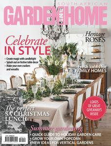 South African Garden and Home - December 2018