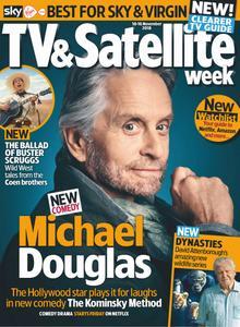 TV & Satellite Week – 10 November 2018