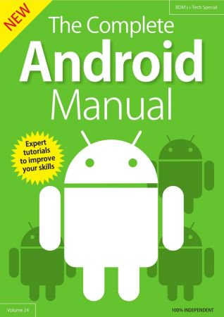 BDM's Series: The Complete Android Manual 2018