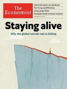 The Economist USA – November 24, 2018