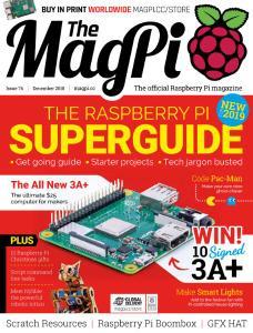 The MagPi - December 2018