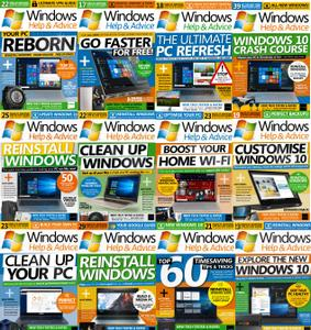 Windows Help & Advice - Full Year 2018 Collection