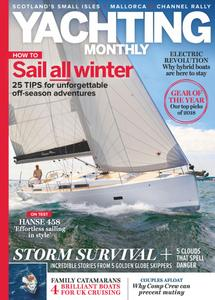 Yachting Monthly - December 2018