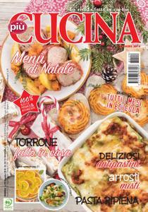 piuCUCINA - Dicembre 2018