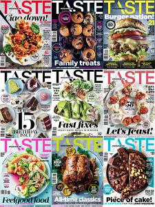 Woolworths Taste – Full Year 2018 Collection