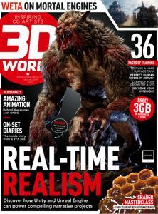 3D World UK – February 2019