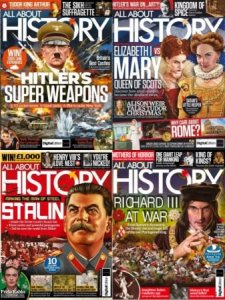 All About History – Full Year 2018 Collection