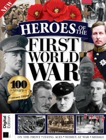 Future's Series: All about History – Heroes of First World War 2018