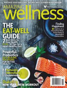 Amazing Wellness – January 2019