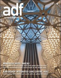 Architects Datafile (ADF) – November 2018