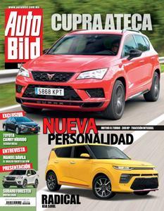 Auto Bild México - diciembre 2018