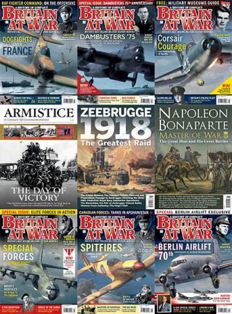 Britain at War - Full Year 2018 Collection