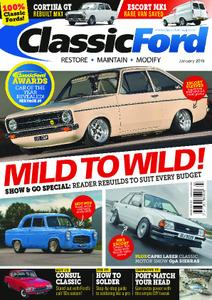 Classic Ford – January 2019