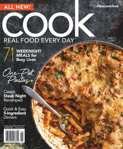Cook: Real Food Every Day – January 2019