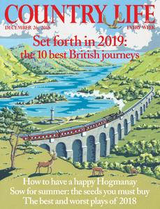 Country Life UK - December 26, 2018