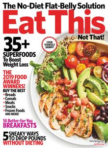 Eat This, Not That! – January 2019
