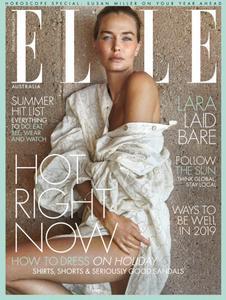 Elle Australia - January 2019
