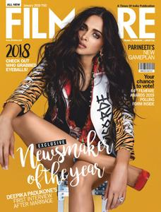 Filmfare - January 01, 2019