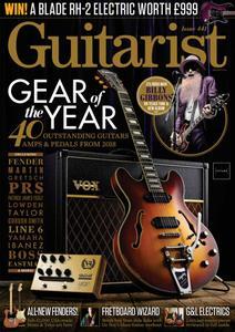 Guitarist - January 2019