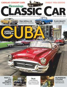Hemmings Classic Car - February 2019