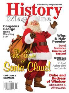 History Magazine – December 2018