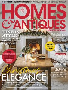 Homes & Antiques - January 2019