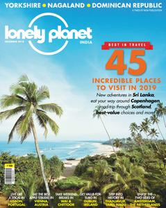 Lonely Planet India - December 2018