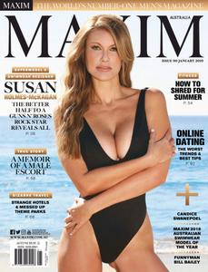 Maxim Australia – January 2019