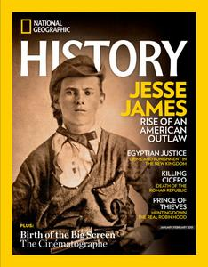 National Geographic History – January 2019
