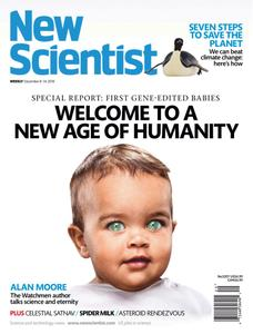 New Scientist - December 08, 2018