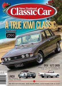 New Zealand Classic Car - January 2019