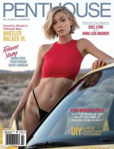 Penthouse USA – January / February 2019