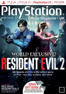 PlayStation Official Magazine UK - Christmas 2018
