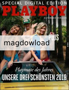 Playboy Germany Special Digital Edition - Playmate des Jahres (Extended Version) - 2018 (1)