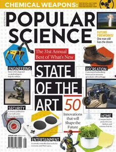 Popular Science Australia – January 2019