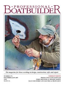 Professional BoatBuilder – December 2018/January 2019