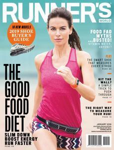 Pdf Magazine Download >> Runner S World South Africa January 2019 Free Pdf Magazine Download