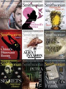 Smithsonian Magazine – Full Year Collection Issue 2018