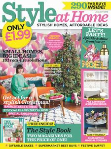 Style at Home UK - January 2019