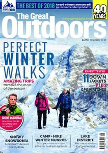 The Great Outdoors – January 2019