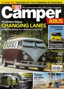 VW Camper & Bus - January 2019