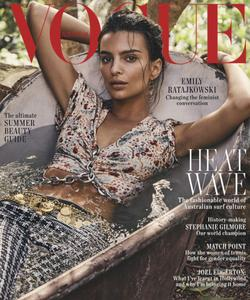 Vogue Australia - January 2019