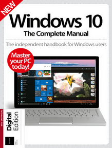 Future's Series: Windows 10 the Complete Manual 9th Edition
