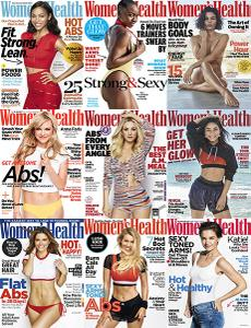 Womens Health USA - Full Year 2018 Collection