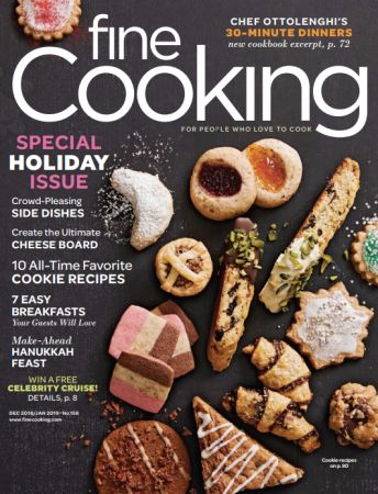 Fine Cooking - December 2018/January 2019