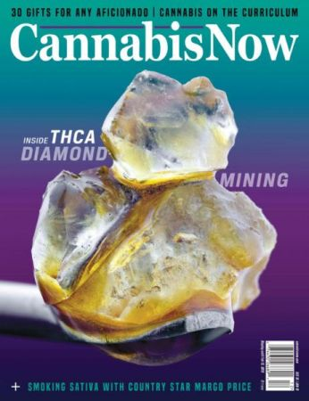 Cannabis Now – Issue 34 – December 2018 – January 2019