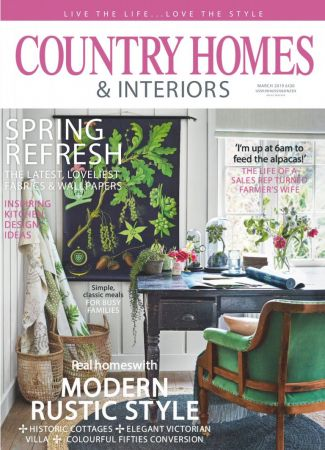 Country Homes & Interiors – March 2019
