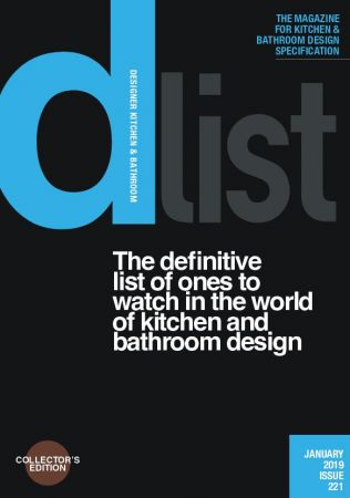 Designer Kitchen & Bathroom – January 2019